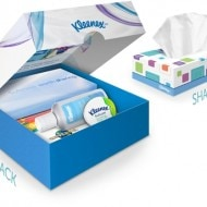 Kleenex Cares Teaches About Sharing #KleenexCares