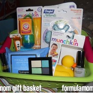New Mom Gift Basket #HealthyValue #Cbias