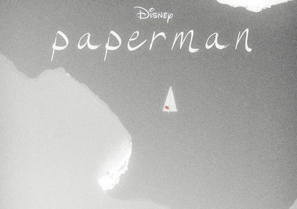 Paperman Animated Short #DisneyMoviesEvent