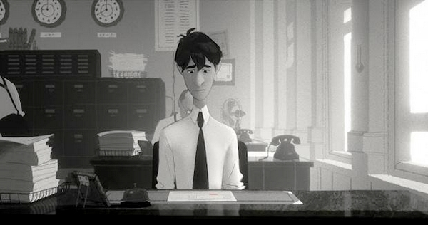 Disney's Animated Short Paperman #DisneyMoviesEvent