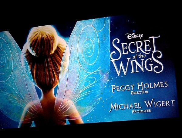 Secret of the Wings #DisneyMoviesEvent