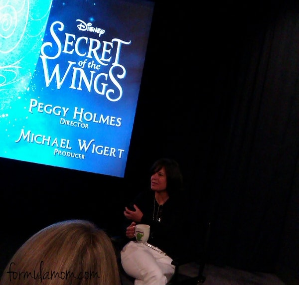 Secret of the Wings Director Interview #DisneyMoviesEvent