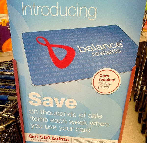 Walgreens Balance Rewards Savings #BalanceRewards