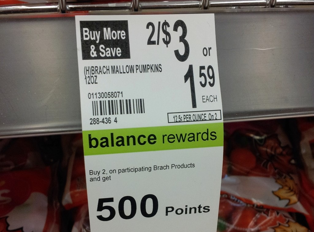 Walgreens Halloween Savings #BalanceRewards