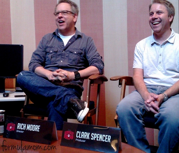 Interview with Wreck-It Ralph Director & Producer #WreckItRalph #DisneyMoviesEvent