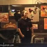 Behind the Scenes of Wreck-It Ralph: In the Recording Studio #DisneyMoviesEvent