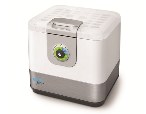 4 Ways Born Free Tru-Clean Sterilizing System Helps Parents