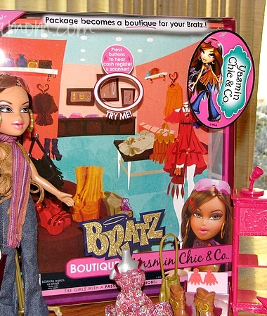 Bratz Boutique Doll Review