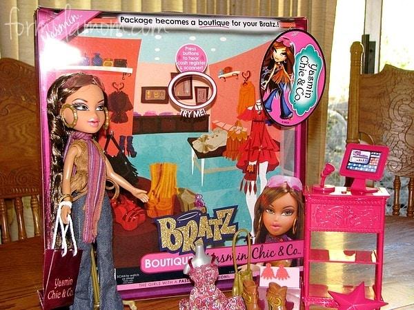 Bratz Boutique Helps Girls Open Their Own Store