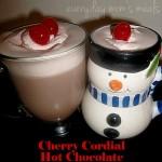 Cherry Cordial Hot Chocolate Recipe