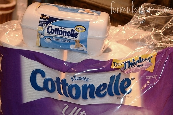 Our Cottonelle Care Routine & My Toilet Trendsetter