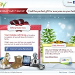 eBay Holiday Gift Shop