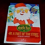 Hallmark North Pole Storybook
