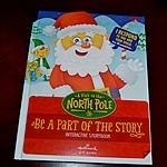 Hallmark North Pole Storybook