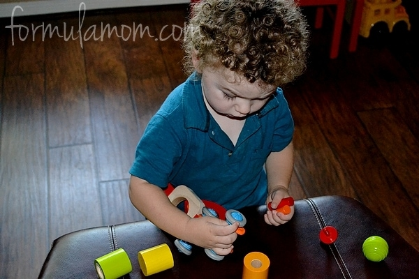 Discovery Set Round and Round from HABA Toys
