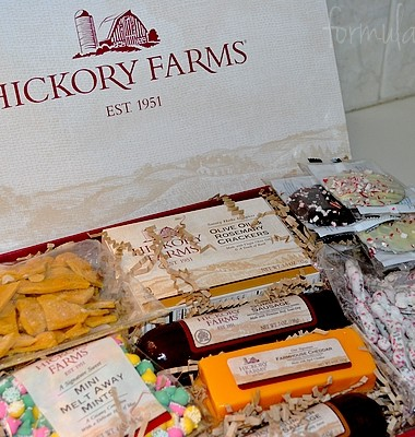 Hickory Farms Pack and Go Picnic Tote