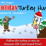 Holiday Turkey Hunt Blog Hop #turkeyhunt