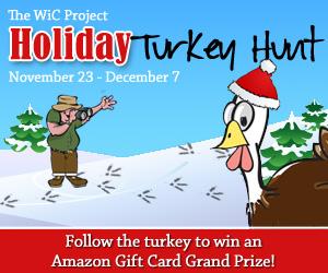 Holiday Turkey Hunt Blog Hop #turkeyhunt