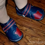 Toddler Style with Jack and Lily Shoes