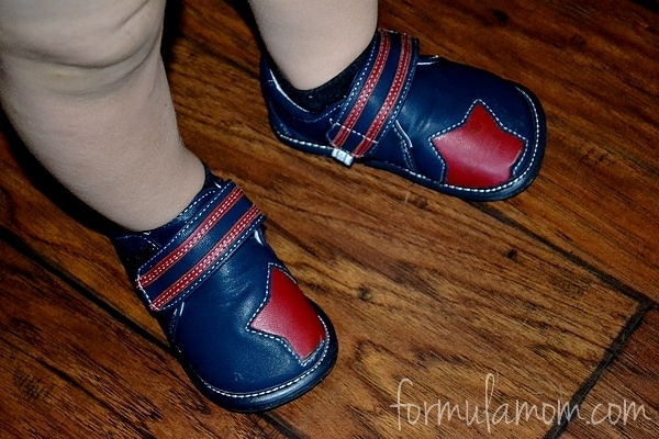 My Shoes from Jack & Lily