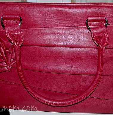 Jo Totes Camera Bag - Rose in Raspberry
