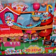 Mini Lalaloopsy Silly Fun House Playset Girls Just Wanna Have Fun!
