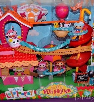 Lalaloopsy Silly Fun House Playset