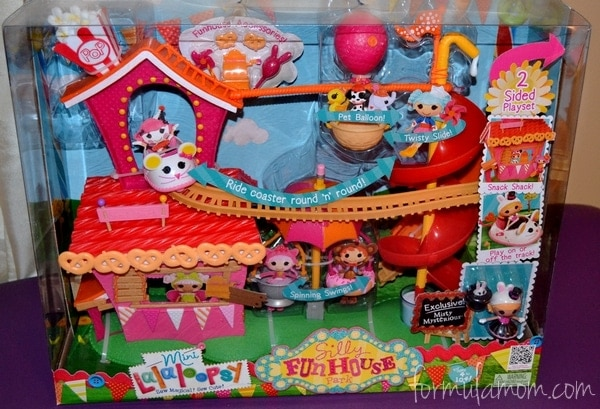 Lalaloopsy Silly Fun House Playset