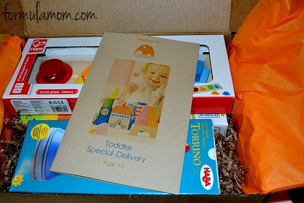 Little Pnuts Toddler Special Delivery