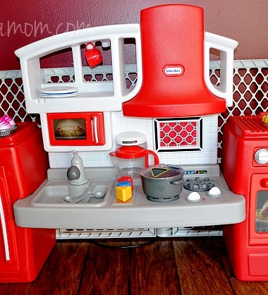 Little Tikes Kitchen Review