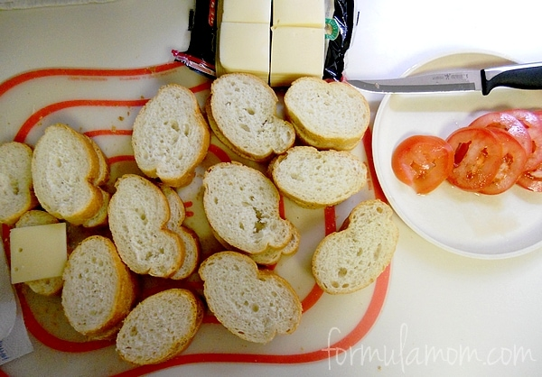 Easy Mini Grilled Cheese Sandwich Recipe
