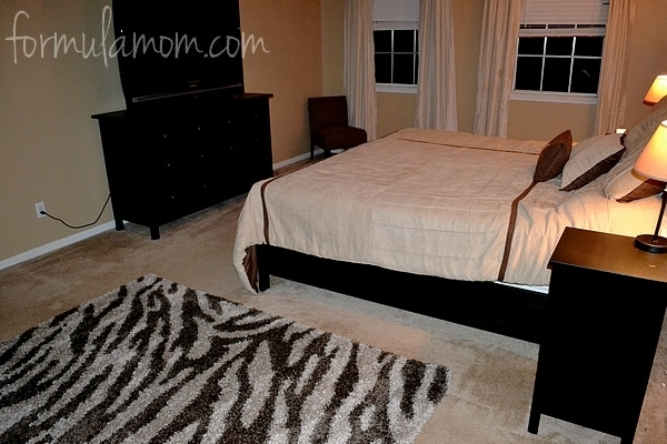 Mohawk Home Rug Master Bedroom Makeover