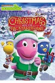 Nickelodeon Holiday Backyardigans
