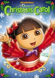 Nickelodeon Holiday Dora