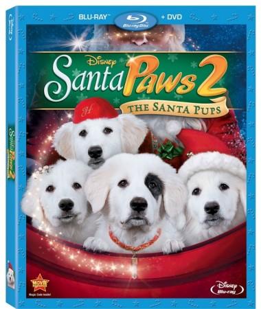 Santa Paws 2 DVD