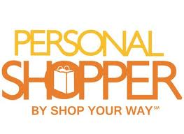 Shop Your Way Personal Shopper #PersonalShopper