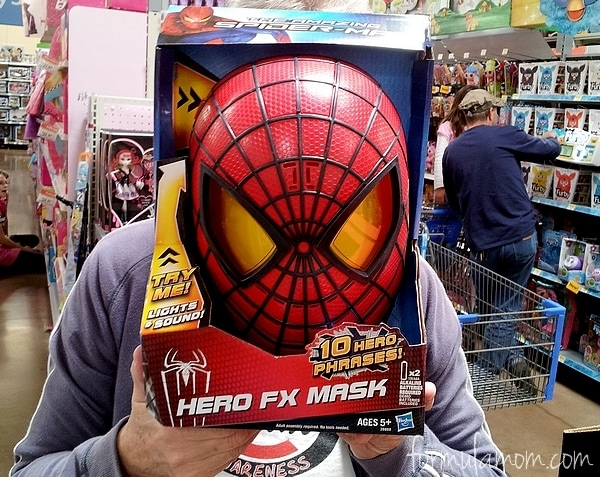 The Amazing Spider-Man Toys #SpiderManWMT #Cbias