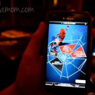 The Amazing Spider-Man Family Movie Night #SpiderManWMT