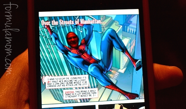 The Amazing Spider-Man Create Own Comic #SpiderManWMT #Cbias