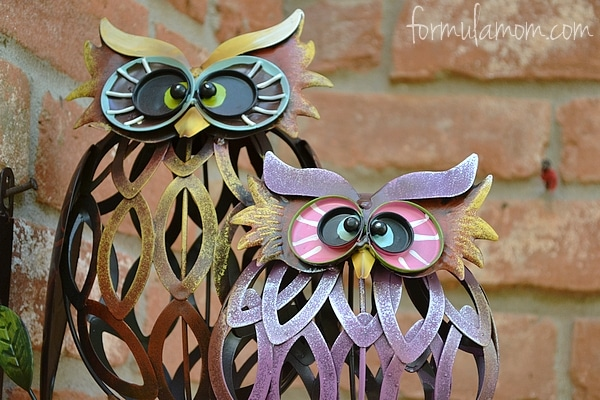 Owl Prismatic Sculpture from Wind and Weather #NGgiftguide