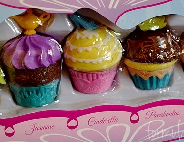 Wonder Forge Disney Enchanted Cupcake Party Game