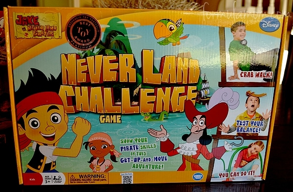 Never Land Challenge Wonder Forge Games