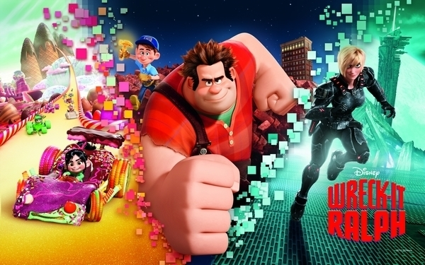 Wreck-It Ralph Review #WreckItRalph #DisneyMoviesEvent