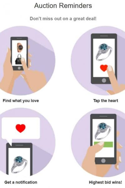 What is Tophatter online auctions app for iOS and Android?