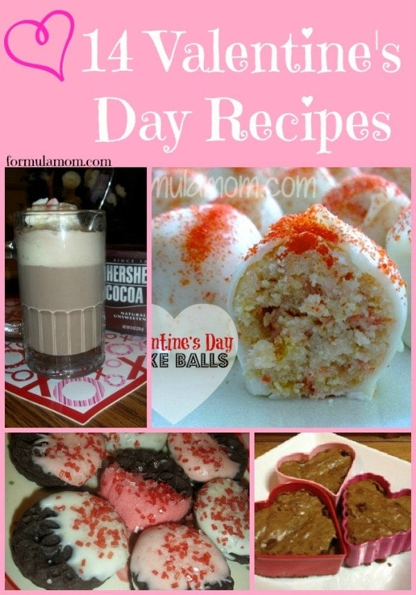 14 valentine 39 s day recipes valentinesday the simple parent for Good valentines day meals