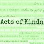 Sharing #26Acts of Kindness in Memory of Newtown