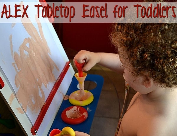 ALEX Toys Tabletop Easel