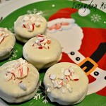 Double Candy Cane Oreos Recipe