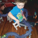 Chuggington Die Cast 10-in-1 Layout Track Pack