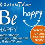 Find Happiness with Gaiam TV #GetGaiamHappy #spon
